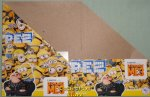 Despicable Me 3 Pez Counter Display 12 count Box