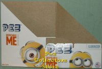 Despicable Me Pez Counter Display 12 ct Box
