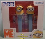 Despicable Me Minion Pez Twin Pack with Dave and Stuart Pez