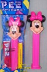 Disney Clubhouse Minnie Mouse 2008 Pez MIB