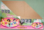 Disney Princess Pez Counter Display 12 count Box