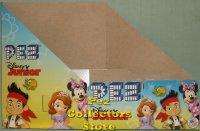 Disney Junior Pez Counter Display 12 count Box