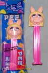 Disney Muppets Miss Piggy Pez MIB