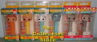 Disney Hercules and Dumbo Bundle Set of 6 POP!+PEZ