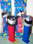 Dale Earnhardt Jr and Jimmie Johnson NASCAR Driver Pez Helmets M