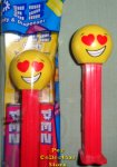 Love Emoji Pez MIB