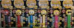 Australian Emoticon Pez Set of 6 MOC