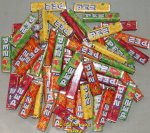 1 full lb European Orange Lemon Cherry Strawberry Pez Candy Refi