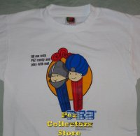 fill me with PEZ candy and play with me! T-Shirt 14-16 Youth