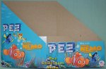 Finding Nemo 2013 Disney Pez Counter Display 12 count Box