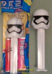 First Order Stormtrooper Star Wars The Force Awakens Pez MIB