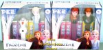 Frozen 2 Pez Twin Packs- new Elsa, Anna, Kristoff and mini Olaf