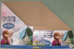 Disney Frozen Pez Counter Display 12 count Box