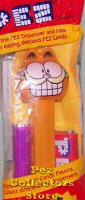 Garfield with Cheezy Grin Pez Series I MIB