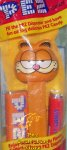 Garfield with Half Closed Eyes - Series I Pez MIB