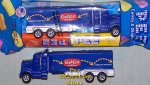 2009 GetGo Hauler Blue Truck Pez from Giant Eagle MIB