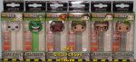 Ghost Busters set of 6 POP!+PEZ Bundle