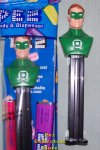 Green Lantern DC Justice League Superhero Pez MIB