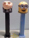 Gru and Jerry Pez from Despicable Me 3 Loose