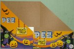 2014 Halloween Trick or Treat Pez Counter Display 12 count Box