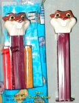 Hammy the Squirrel from Over the Hedge Pez MIB