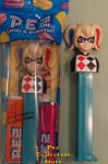 Harley Quinn DC Super Hero Girls Pez MIB