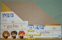 Harry Potter Pez Counter Display 12 count Box