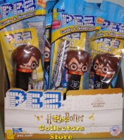 10 ct Harry Potter Pez Party Favor Pack MIB