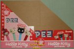 Hello Kitty Chococat Pez Counter Display 12 count Box