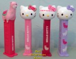 Hello Kitty Llama European Pez Set Loose
