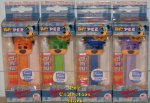 Huckleberry Hound Ltd. Ed. Set of 4 Funko POP!+PEZ Bundle