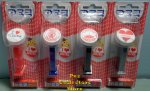 I Love Austria and I Love Vienna Pez Set of 4 MOC