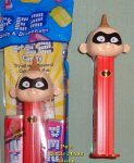 Incredibles 2 Pez Jack Jack MIB