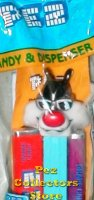Jazzy Sylvester with Shades Pez MIP!