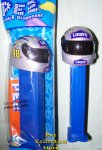 Jimmie Johnson Lowes 48 NASCAR Driver Helmet Pez MIB