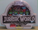 Click and Play Jurassic World Pez Gift Tin