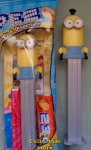 Kevin Tall Two Eye Minion from the Rise of Gru Pez MIB