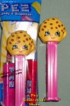 Kooky Cookie Shopkins Pez MIB