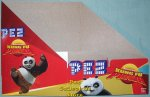 Kung Fu Panda Pez Counter Display 12 count Box