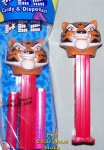 Tigress the South China Tiger Pez from Kung Fu Panda MIB