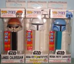 Star Wars Lando Boba Fett Prototype and Animated Bundle POP!+PEZ