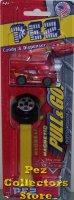 Disney Pull and Go Detachable Cars 2 Lightning McQueen Pez MOC