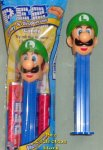 2020 Luigi Pez from Super Mario Nintendo Mint in Bag