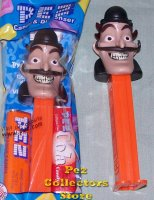 Bowler Hat Guy from Meet the Robinsons Pez MIB