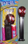 2020 Miles Morales Pez with Red Webbing MIB