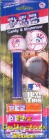Retired New York Yankees Major League Baseball Pez MOC