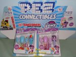 My Little Pony Connectibles Pez Set of 2 MOC