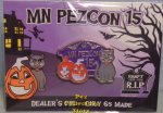 2010 MN PEZCon 15 Dealer Pin Only 65 produced