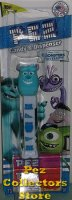 Monsters University DVD Promotional Sulley Pez MOC