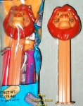 Original Mufasa Pez from Lion King MIB